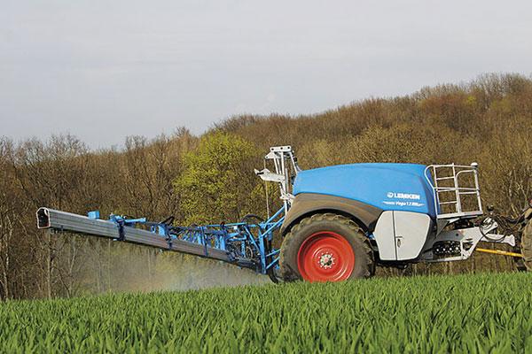 Landbrugssprøjter