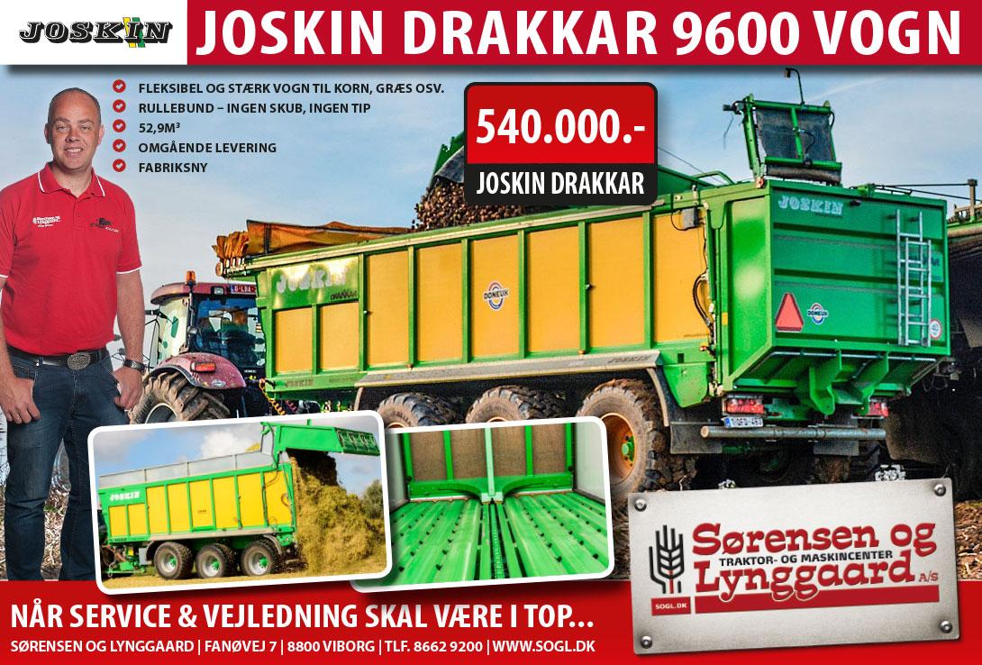 Joskin Drakkar 9600