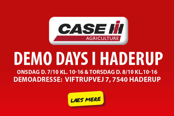 Demo days i Haderup