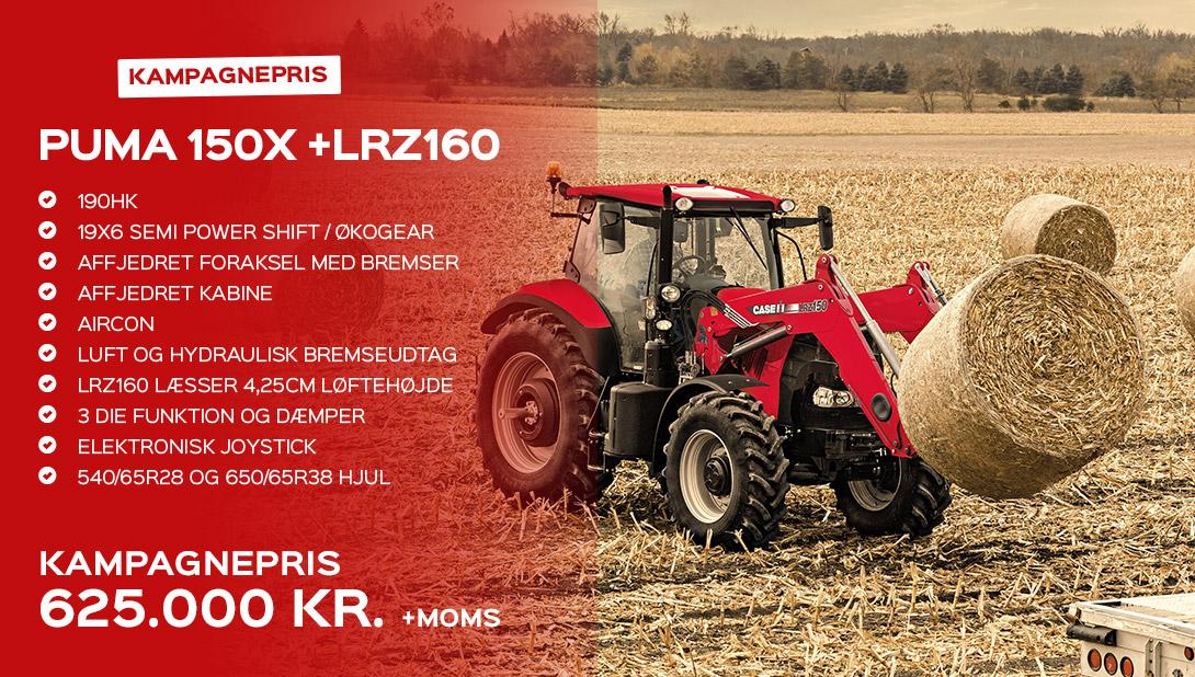 PUMA 150X +LRZ160