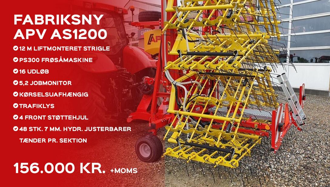 Fabriksny APV AS1200