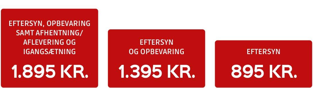 Automower Service gældende tom. 31/3-2022